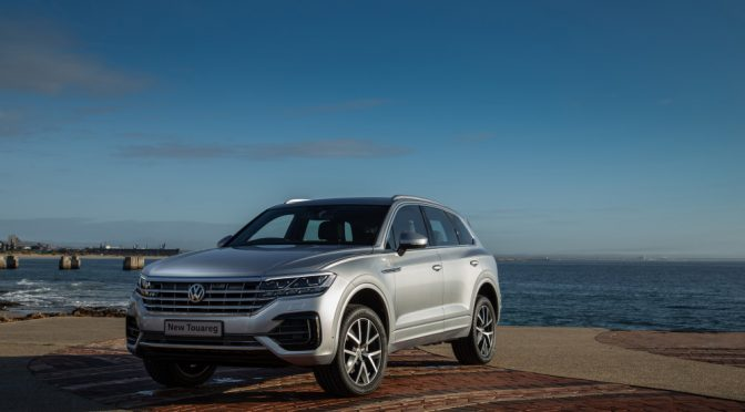 The new Volkswagen Touareg is here and this is what is costs