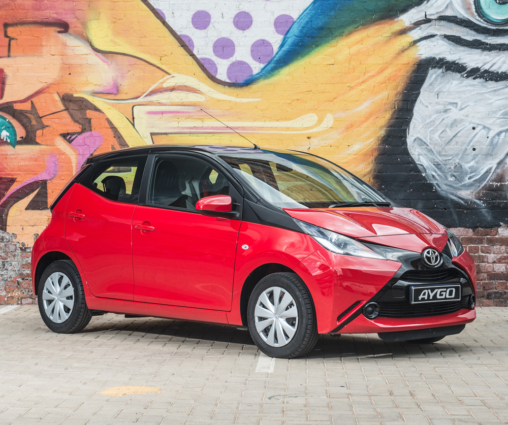 Toyota Aygo | Entry-level car | Budget car