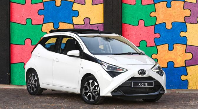 Toyota Aygo X-Cite | Budget car