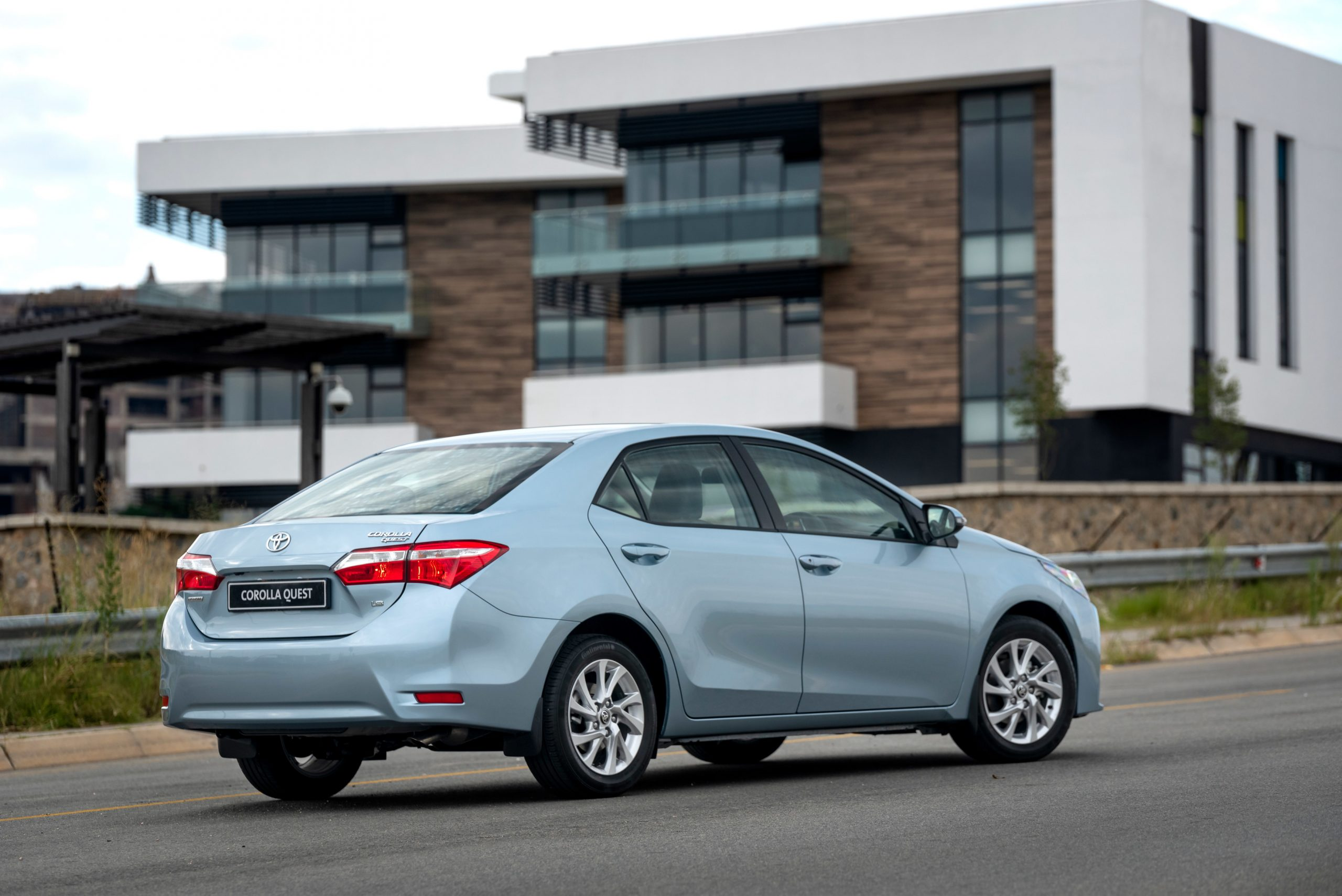 Toyota Corolla Quest | South African built | motoring