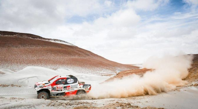 Toyota Gazoo Racing South Africa Dakar