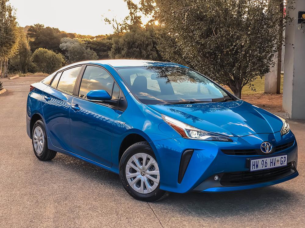 Toyota Prius   eco-conscious