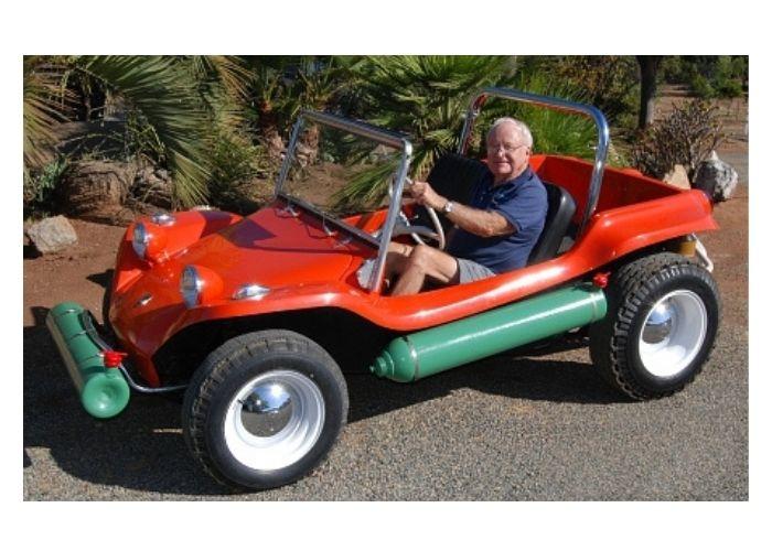 Bruce Meyers, dune buggy creator dies aged 94