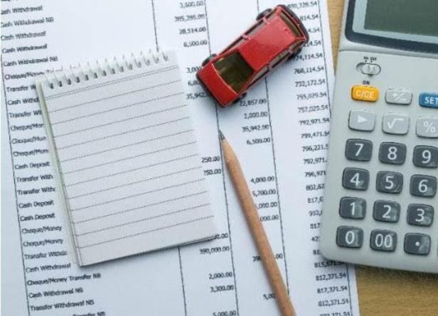 vehicle budget