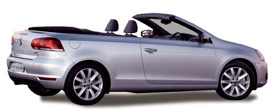 Volkswagen-Golf-Cabriolet
