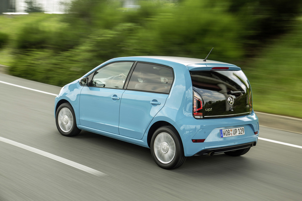 Volkswagen take up! | Entry-level car | budget buy