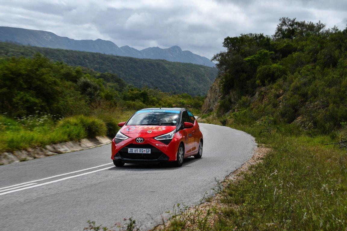 Toyota Aygo | WesBank Fuel Economy Tour