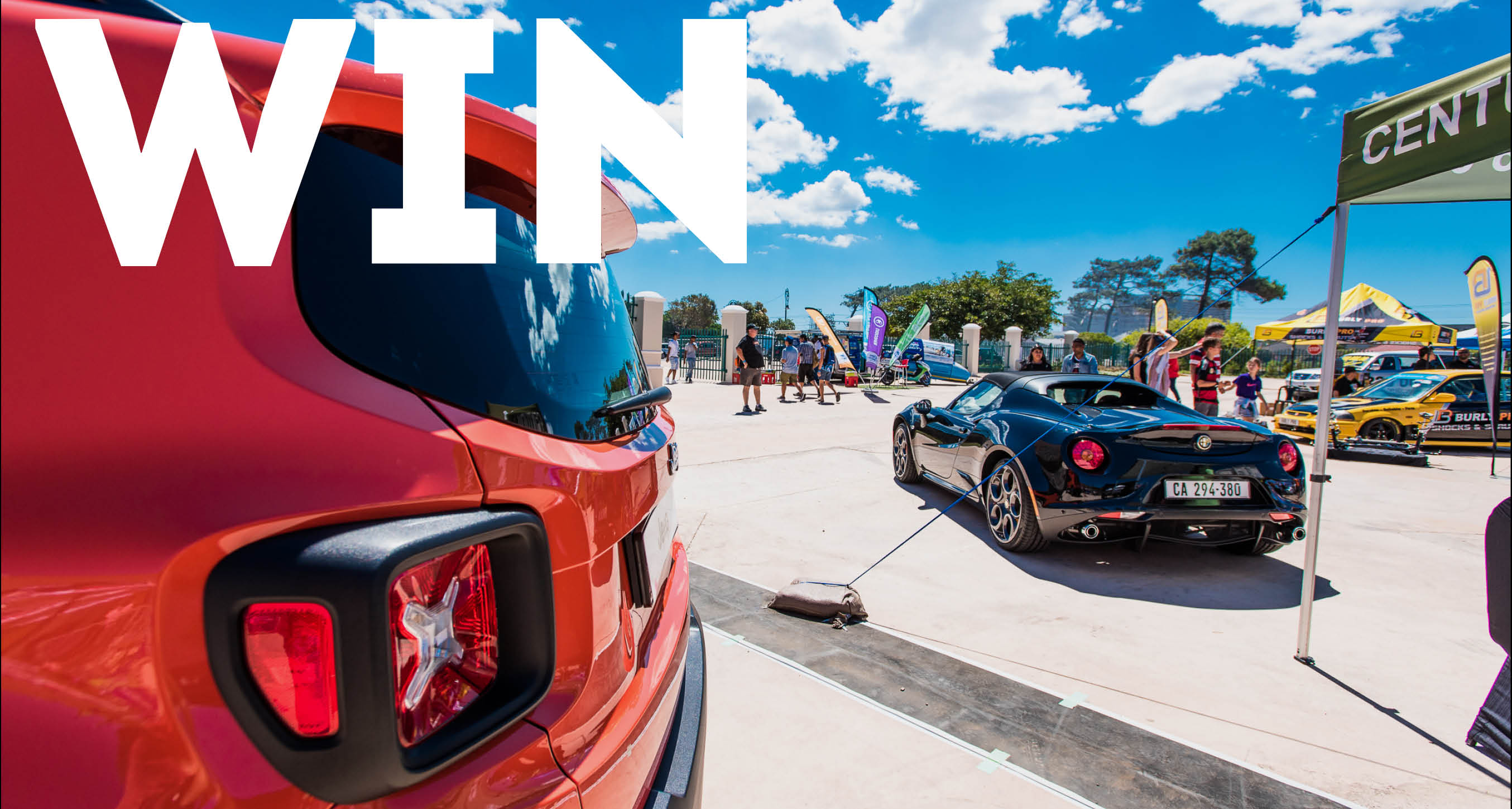 WIN VIP tickets Cape Town Motor Show