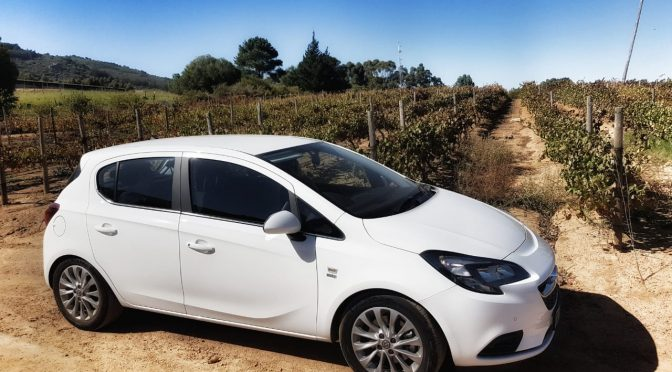 We Drive: The Opel Corsa 120Y Special Edition