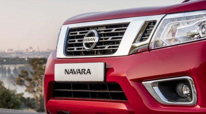 We drive the Nissan Navara 2.3D SE 4X2