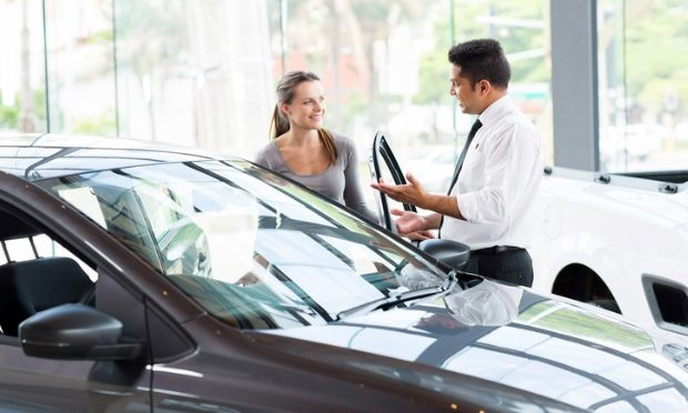 What do women want when it comes to buying cars?