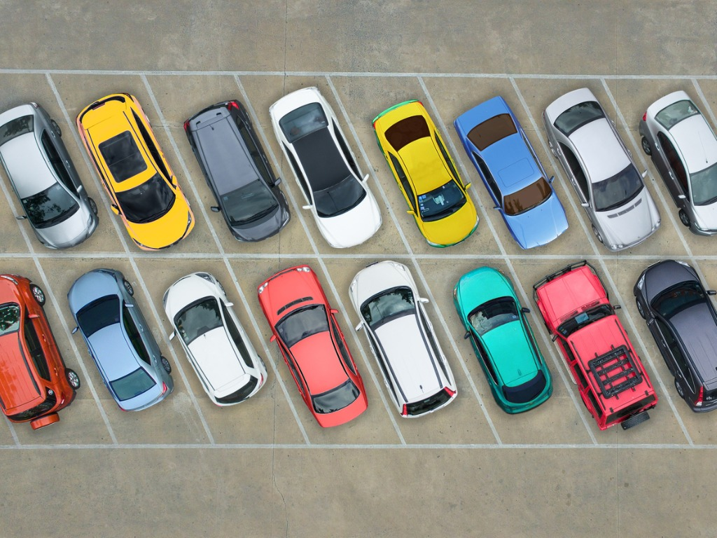 What does the colour of your car_istock
