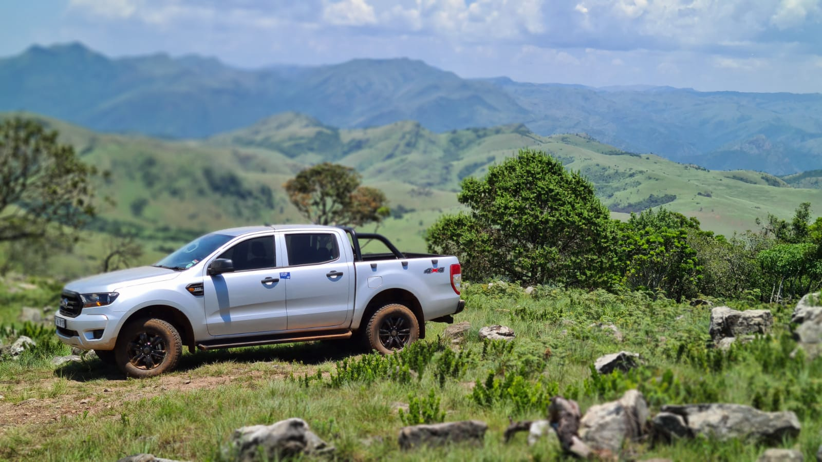 Ford Ranger XL Sport, not just a pretty face