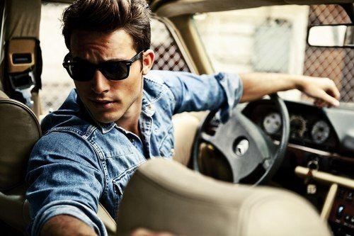 hot guys in hot cars. Black Bedroom Furniture Sets. Home Design Ideas