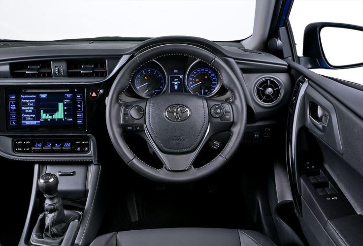 2015 Toyota Auris - Women on Wheels