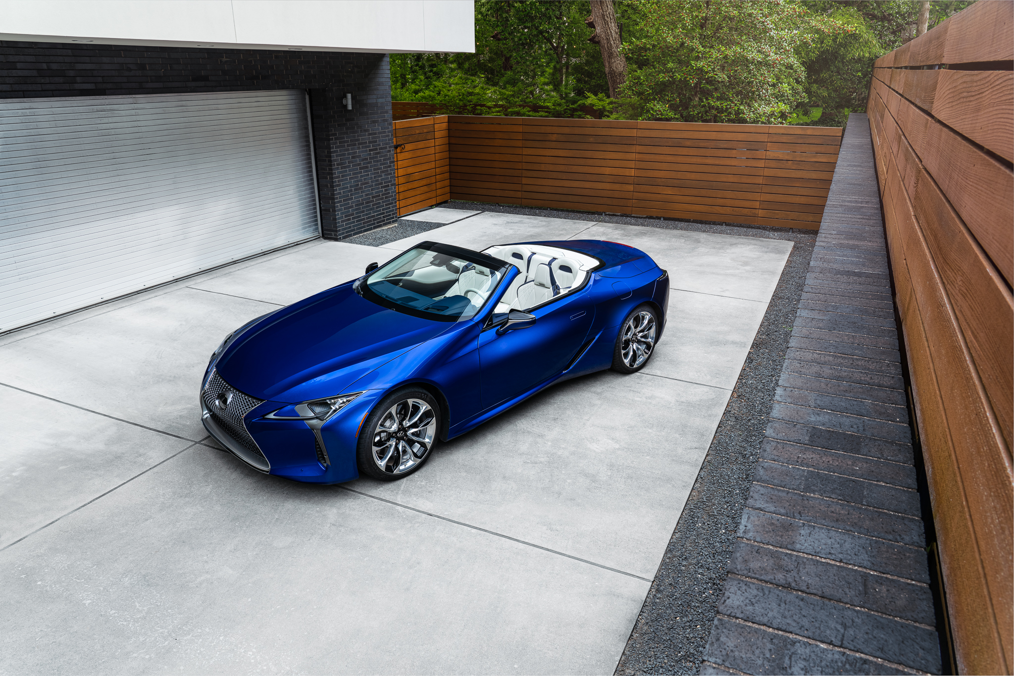 Design insights of the Lexus LC 500 Convertible