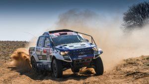 Gareth Woolridge: A rising star in cross country racing