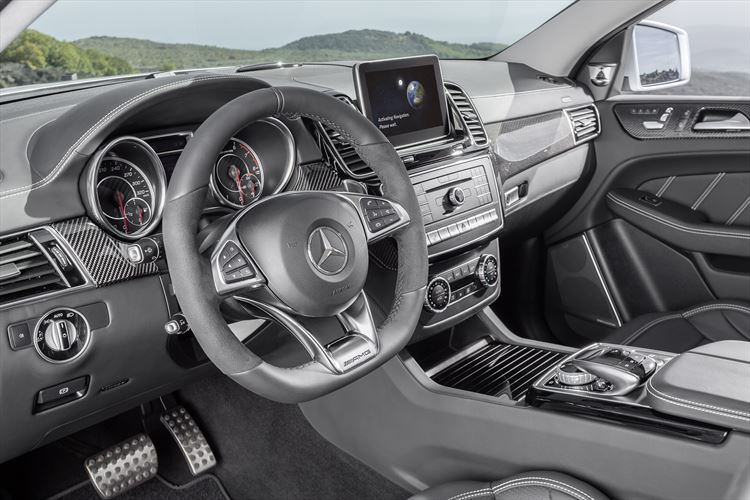 Mercedes_benz GLE 63 AMG Coupe