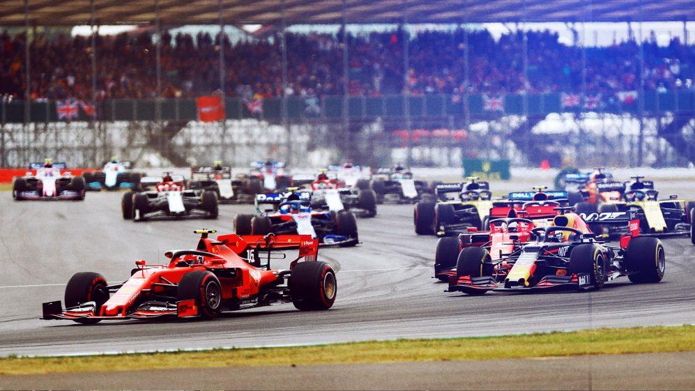 F1 Grand Prix kicks off on Thursday