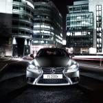 Lexus IS 200t - front view