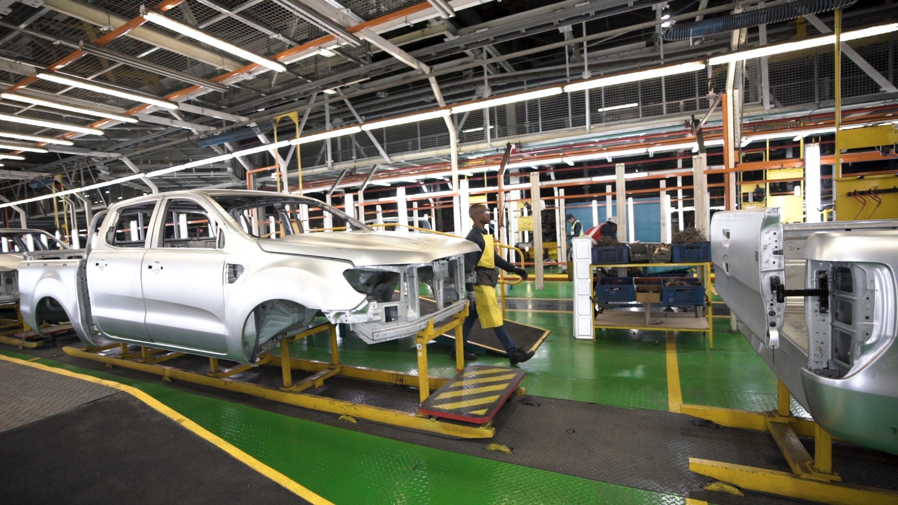 Covid-19 impact: Ford announces closing of Brazil manufacturing operations