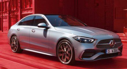 New South African made 2021 Mercedes-Benz C-Class