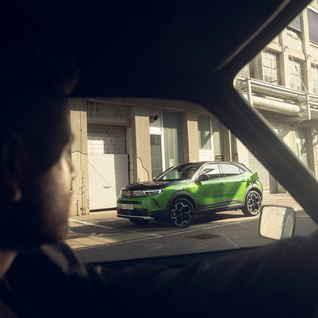 Opel reinvents brand with launch of electric car Mokka-e