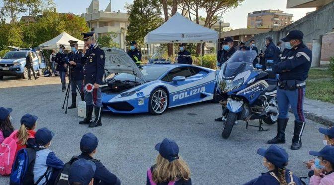 Italian police use Lamborghini to transport donor organs