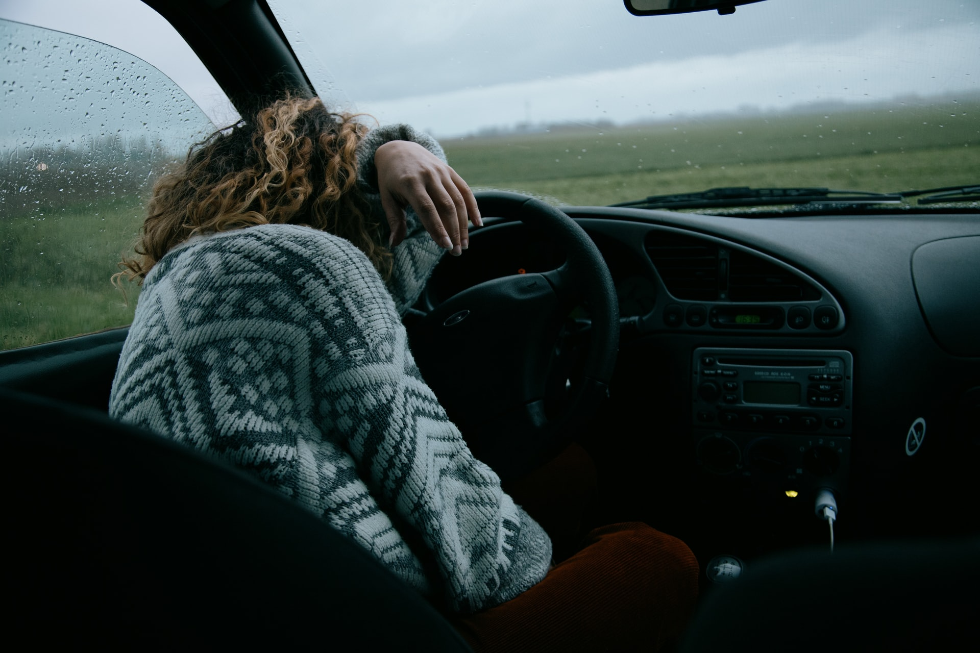 Driving tired can have the same effects as driving intoxicated