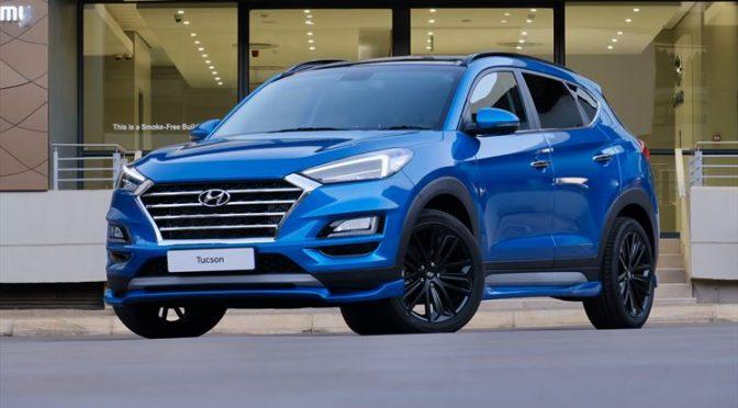 Car Review: 2019 Hyundai Tucson Sport