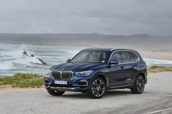 Car Review: New BMW X5